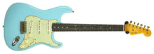 Fender Custom Shop 63 Stratocaster Journeyman Relic in Daphne Blue R107926