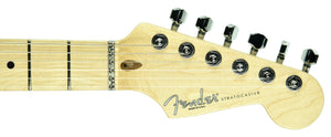 Fender Custom Shop Masterbuilt Active Lipstick Stratocaster by Kyle McMillin in Flat Black XN11918 - The Music Gallery