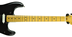 Fender Custom Shop David Gilmour Stratocaster NOS in Black R98846 - The Music Gallery