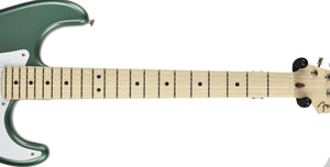 Fender Custom Shop Masterbuilt Eric Clapton Stratocaster by Todd Krause in Aston Martin Green CZ547651