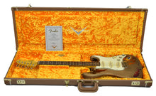 Fender Custom Shop Rory Gallagher Stratocaster in Three Tone Sunburst R106965 - The Music Gallery