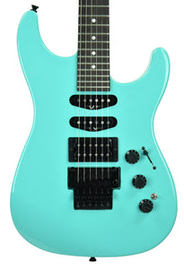 Fender Limited Edition HM Strat in Ice Blue w/Gig Bag JFFC20000398