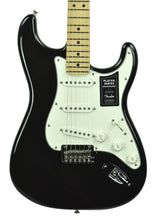 Fender Player Stratocaster Electric Guitar in Black MX19233684 - The Music Gallery