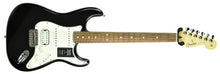 Fender Player Stratocaster HSS Electric Guitar in Black MX20031406