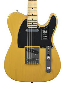 Fender Player Telecaster in Butterscotch Blonde MX20138010 - The Music Gallery