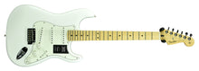 Fender Player Stratocaster Electric Guitar in Polar White MX19137874