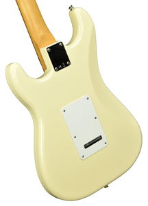 Fender Vintera 60s Stratocaster Modified in Olympic White MX20111286 - The Music Gallery