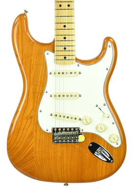 Fender Vintera 70s Stratocaster in Aged Natural MX19182713