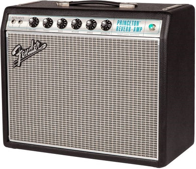 Fender® 68 Princeton Reverb 1x10 Combo Amplifier B689556 - The Music Gallery