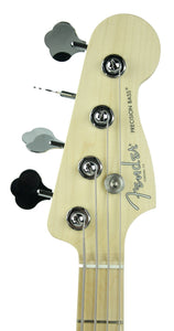 Fender® American Professional Precision Bass in Antique Olive - Headstock Front
