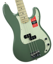 Fender® American Professional Precision Bass in Antique Olive US17007962 - The Music Gallery