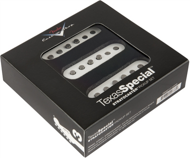 Fender® Custom Shop Texas Special Stratocaster Pickup Set | The  Music Gallery