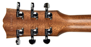 Gibson Montana G-45 Studio | The Music Gallery | Headstock Back