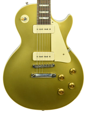 Gibson Custom 1956 Les Paul Gold Top Reissue in Double Gold 69200