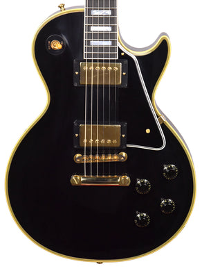 Gibson Custom Shop 1957 Les Paul Custom Reissue in Ebony 71395