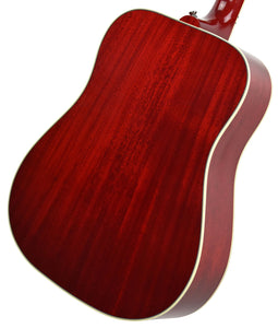 Gibson Montana Hummingbird Acoustic Guitar in Vintage Cherry Sunburst - The Music Gallery