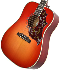 Gibson Montana Hummingbird Acoustic Guitar in Vintage Cherry Sunburst 11439076 - The Music Gallery
