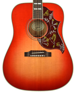 Gibson Montana Hummingbird Acoustic Guitar in Heritage Cherry Sunburst 22600020