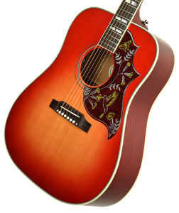 Gibson Montana Hummingbird Acoustic Guitar in Heritage Cherry Sunburst 22600020 - The Music Gallery