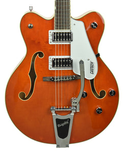 Gretsch Electromatic G5422T Electric Guitar in Orange Stain KS20033702