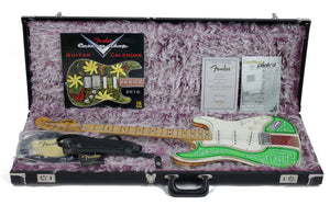 Used Fender Custom Shop Low Rider Stratocaster Todd Krause Masterbuilt Troy Lee Designs | Case Open