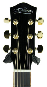McPherson MG 4.0 XP Acoustic Guitar | Headstock