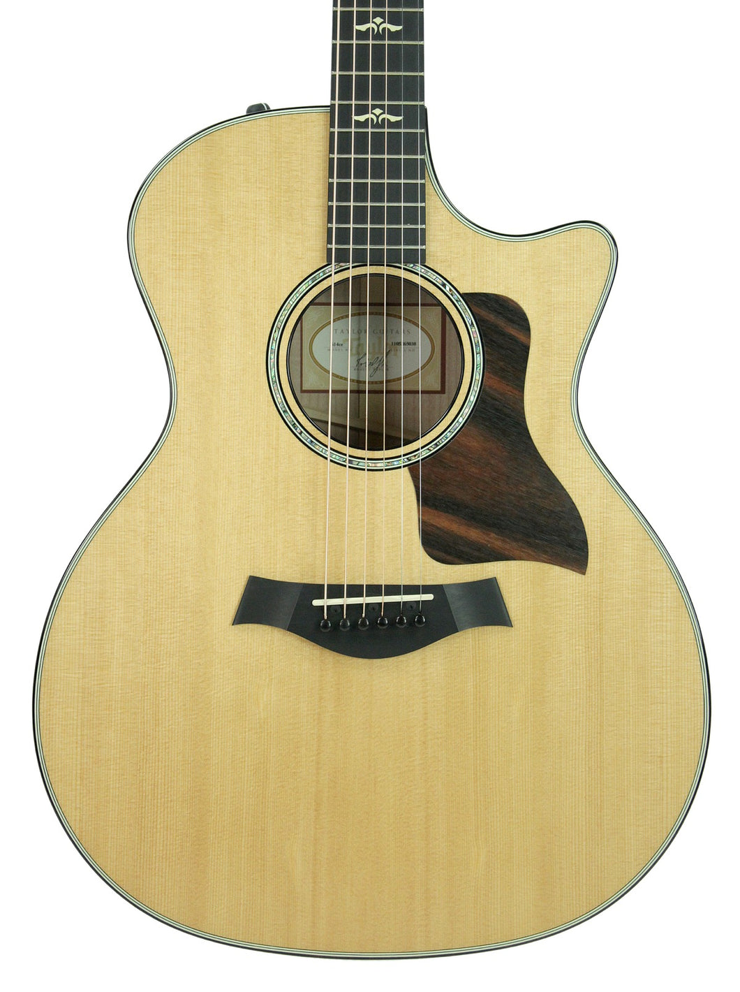 Taylor 614ce Acoustic Electric Guitar SN# 1105265038