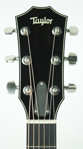 Taylor 614ce Acoustic Guitar | Headstock Front