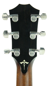 Taylor 614ce Acoustic Guitar | Headstock Back