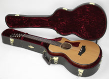 Taylor 552ce 12 String Acoustic Guitar | Case Open