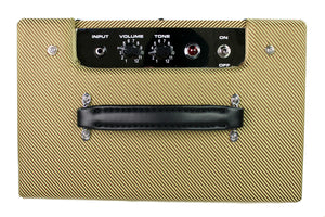 Sonic Pipe Tweedtone 10 Class A Handwired 5 Watt 1x10 Combo Amp | The  Music Gallery