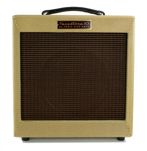 Sonic Pipe Tweedtone 10 Class A Handwired 5 Watt 1x10 Combo Amplifier - The Music Gallery