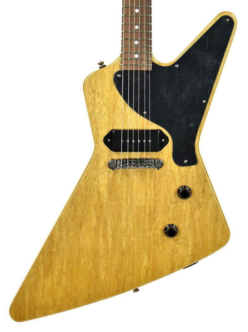 Kurt Wilson Explorer Junior Korina in Natural 13316