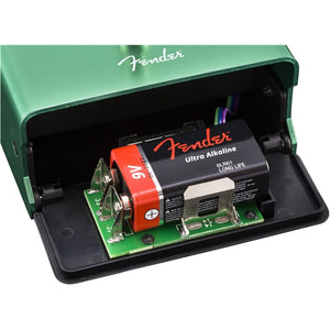 Fender® Marine Layer Reverb Pedal | The  Music Gallery | Battery Compartment