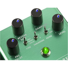 Fender® Marine Layer Reverb | The Music Gallery | Controls