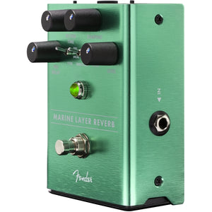 Fender® Marine Layer Reverb Pedal | The  Music Gallery | Front Right