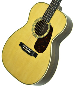 Martin 00-28 Acoustic Guitar in Natural 2373349 - The Music Gallery