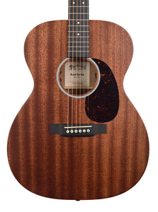 Martin 000-10e Satin Sapele Acoustic-Electric 2458661 - The Music Gallery