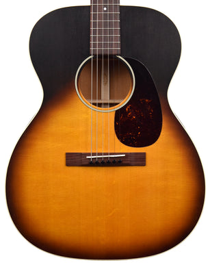 Martin 000-17 Acoustic Guitar in Whiskey Sunset 2449276 - The Music Gallery