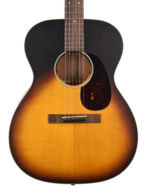 Martin 000-17E Acoustic-Electric Guitar in Whiskey Sunset 2449226 - The Music Gallery