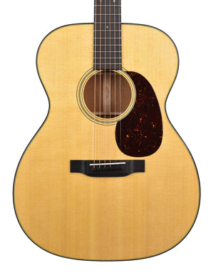 Martin 000-18 Acoustic Guitar in Natural 2462519 - The Music Gallery