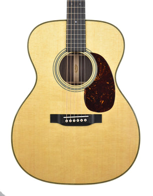 Martin 000-28 Acoustic Guitar in Natural 2426170 - The Music Gallery