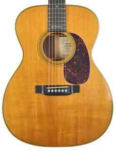 Martin 000-28EC Eric Clapton Signature Acoustic Guitar | The Music Gallery | Front Close