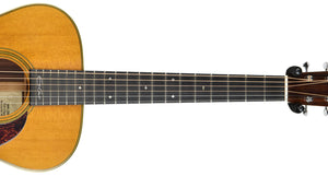 Martin 000-28EC Eric Clapton Signature Acoustic Guitar | The Music Gallery | Neck Front
