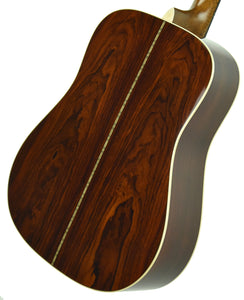 Used 2019 Martin Custom Shop D-28 w/Cocobolo and Adirondack 2289215 - The Music Gallery