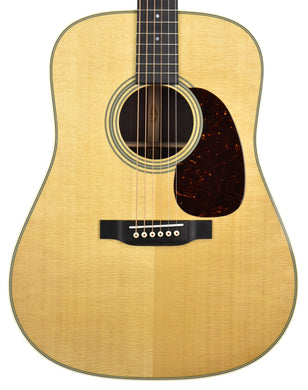 Martin D-28 Acoustic Guitar in Natural 2432850 - The Music Gallery