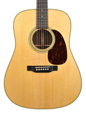 Martin D-28 Acoustic Guitar in Natural 2464924 - The Music Gallery