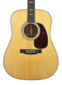 Martin D-41 Acoustic Guitar in Natural 2364228