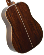 Martin Custom Shop D-45S | The Music Gallery | Back Angle 1
