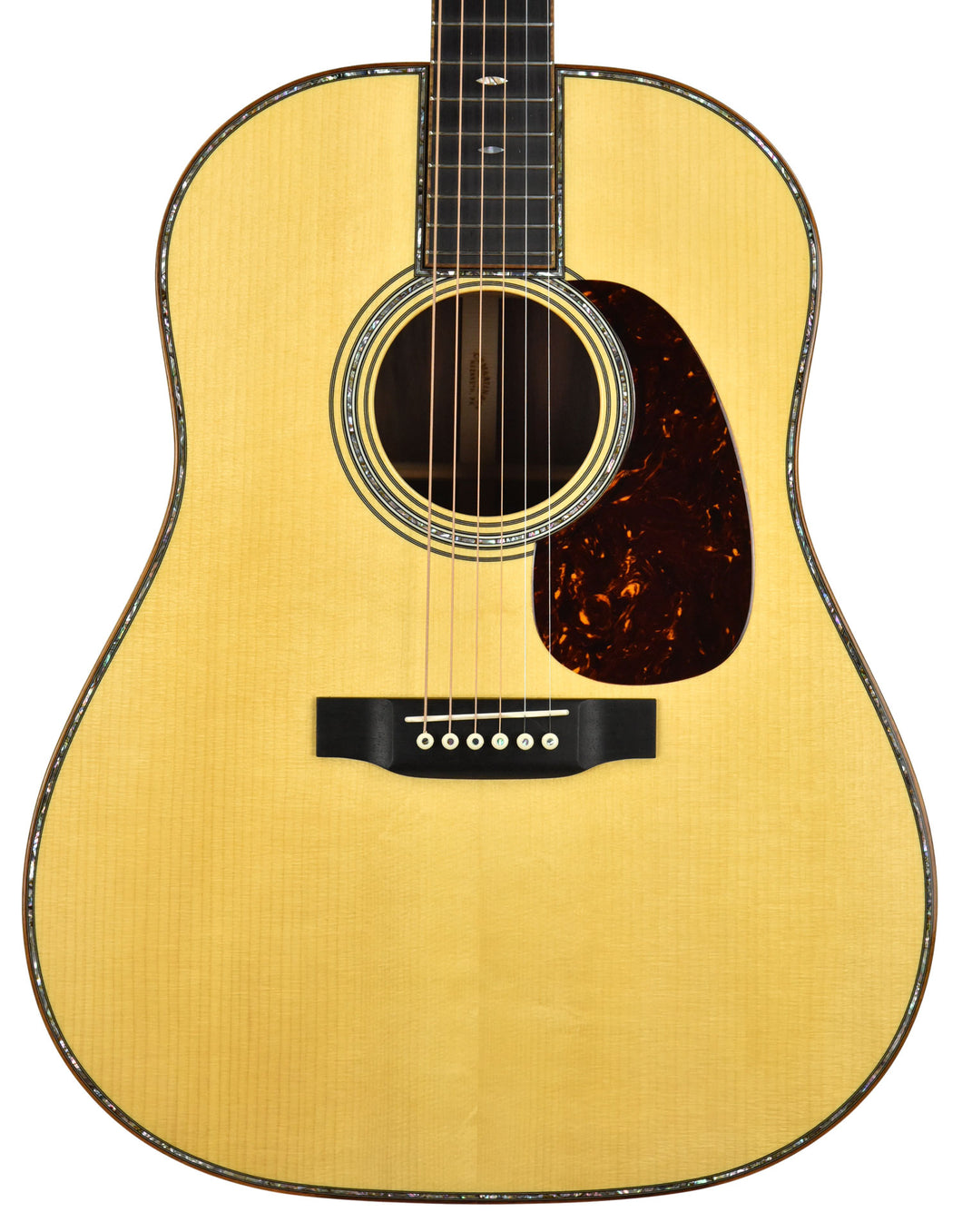 Demo Martin Custom Shop D-45S Slotted Peg Head Adirondack and Guatemalan Rosewood 2014582